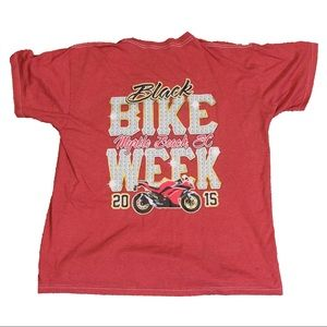 2015 Myrtle Beach Black Bike Week Tee